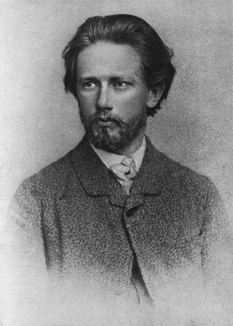 Petar Čajkovski, završetak 1860-ih