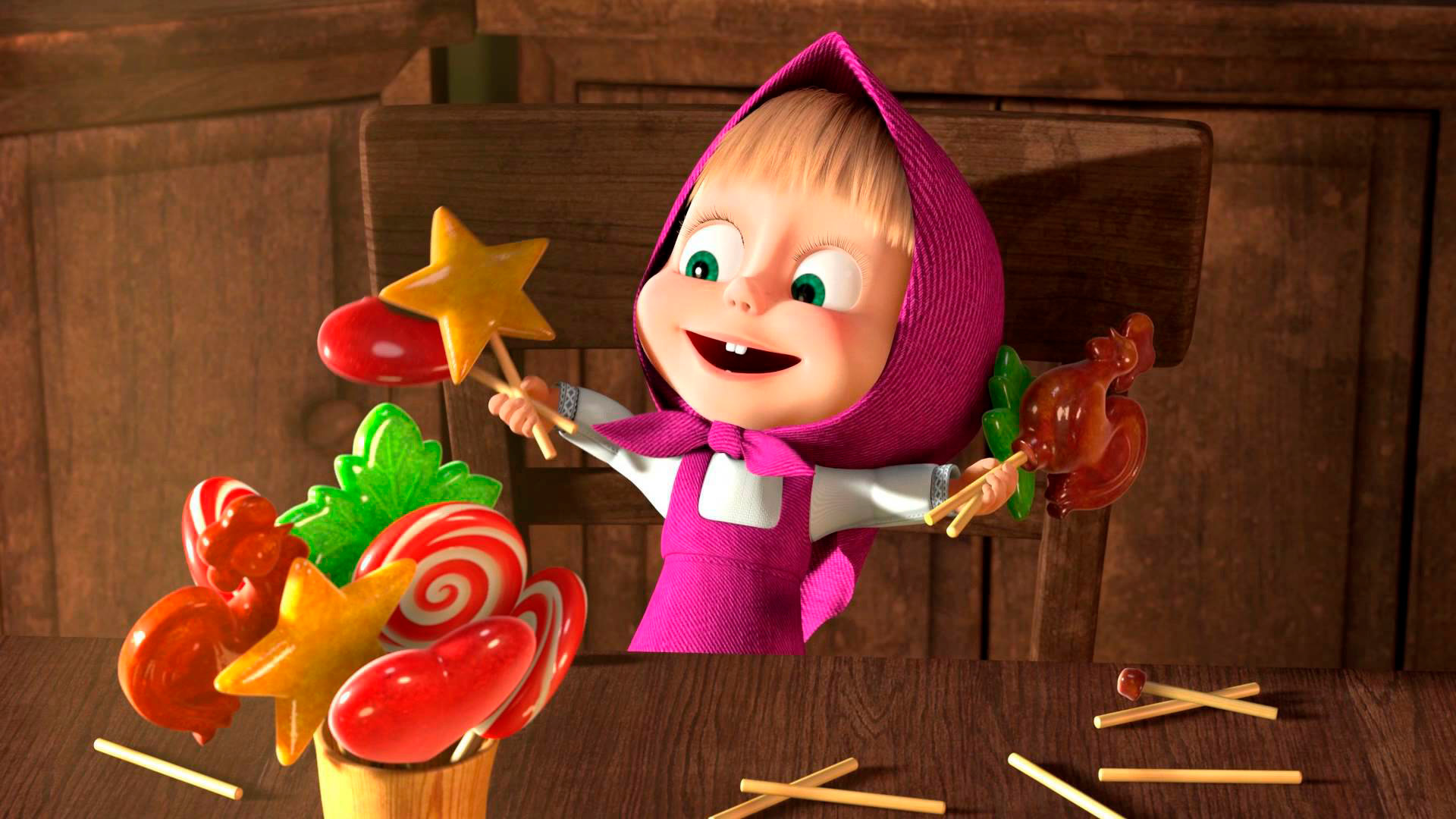 5 Reasons To Watch The Russian Superhit Show Masha And The Bear With Your Kids Russia Beyond