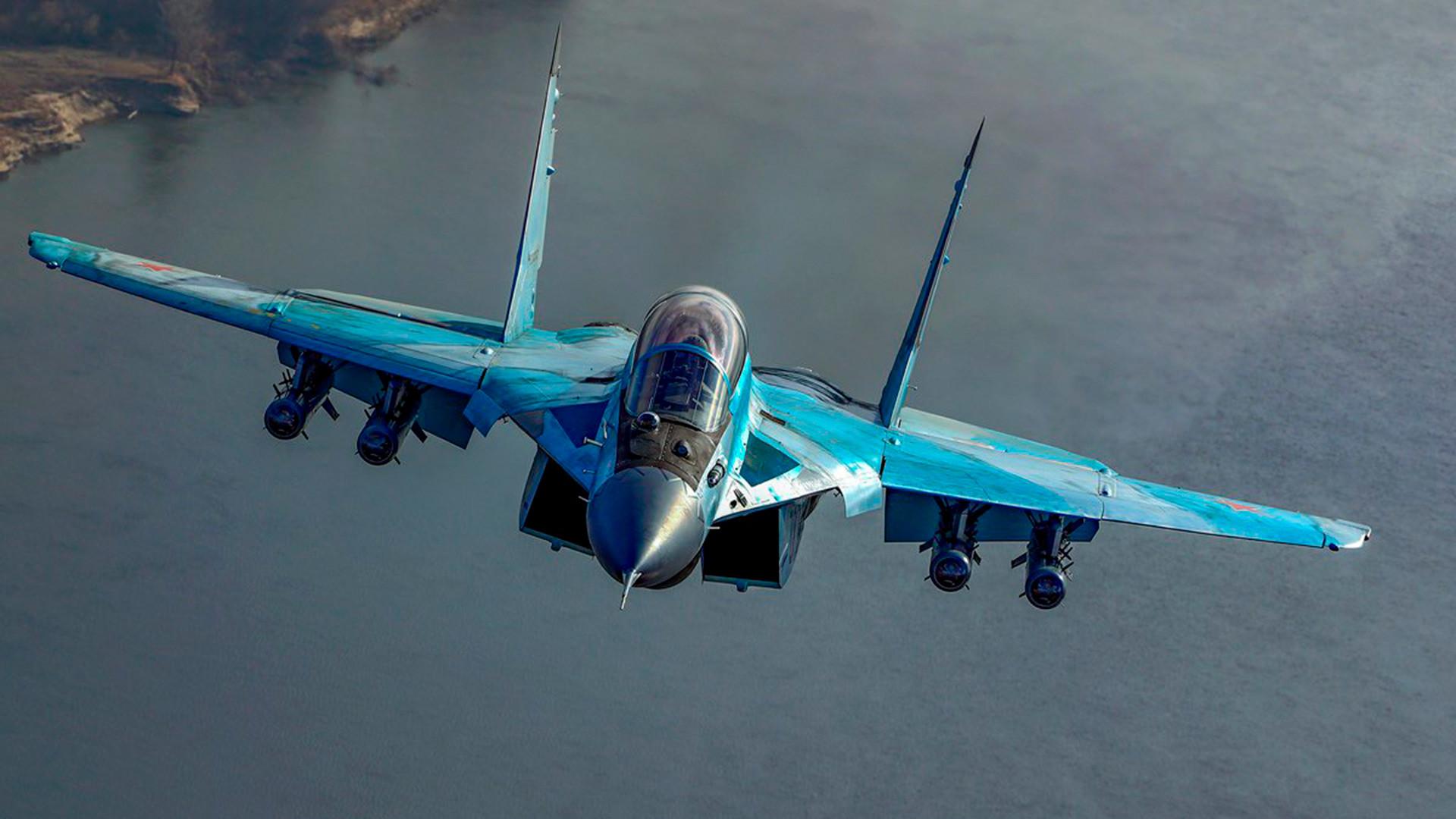 Revelan los secretos del nuevo caza ruso MiG-35 - Russia Beyond ES