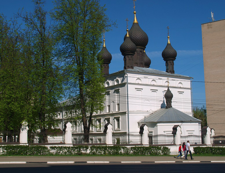 Iglesia de Kazán