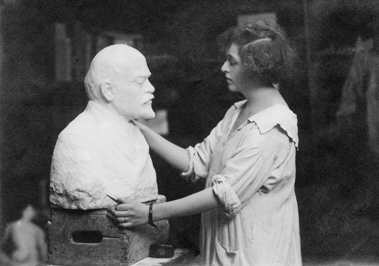クレア・シェリダン、1920年代