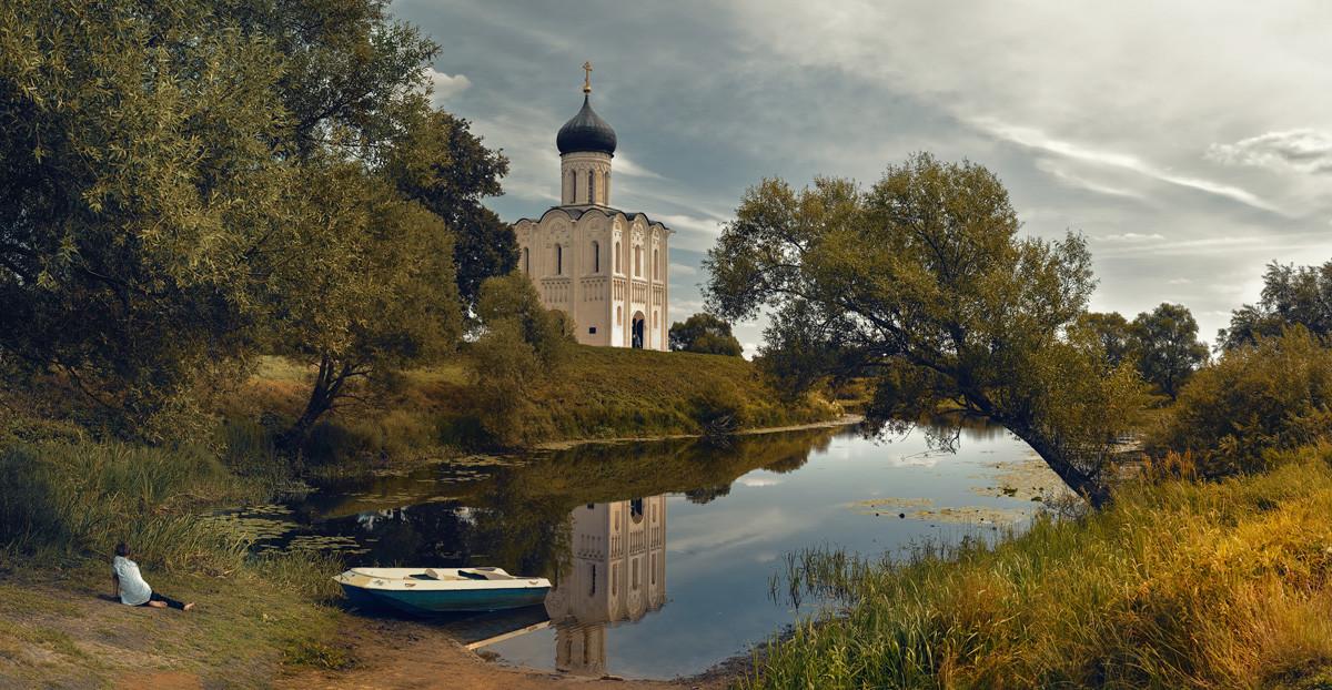 ネルリ河畔の生神女庇護教会