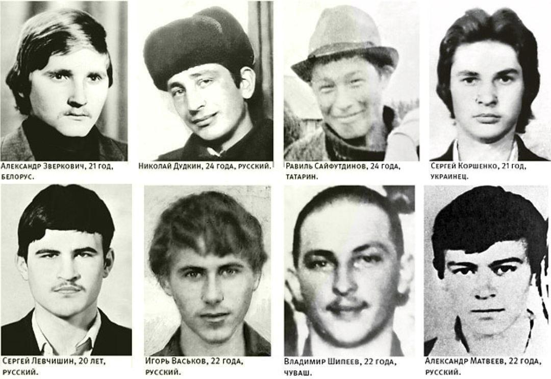 Советските војници кои подигнаа востание во логорот Бадабер