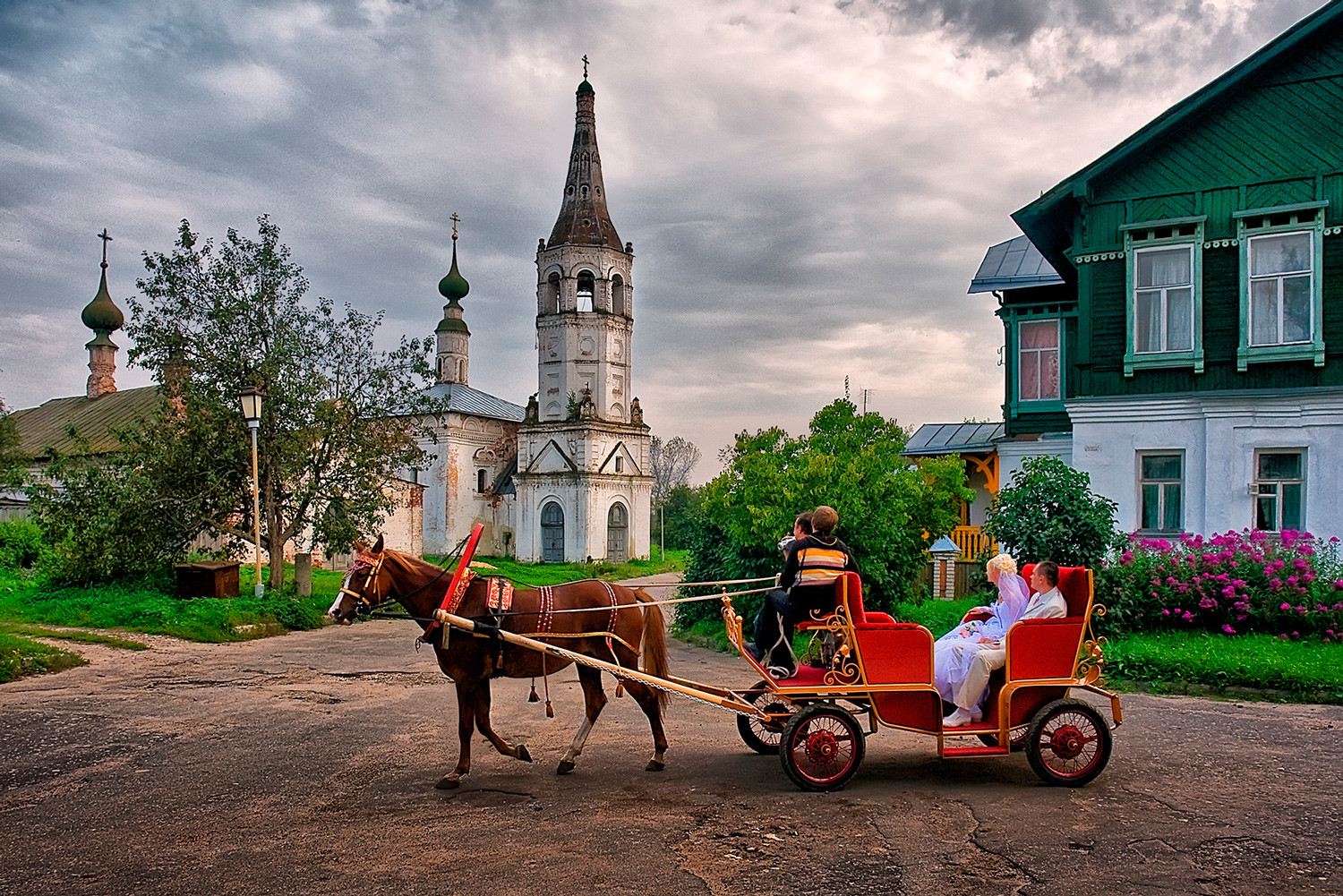 Ancient Suzdal