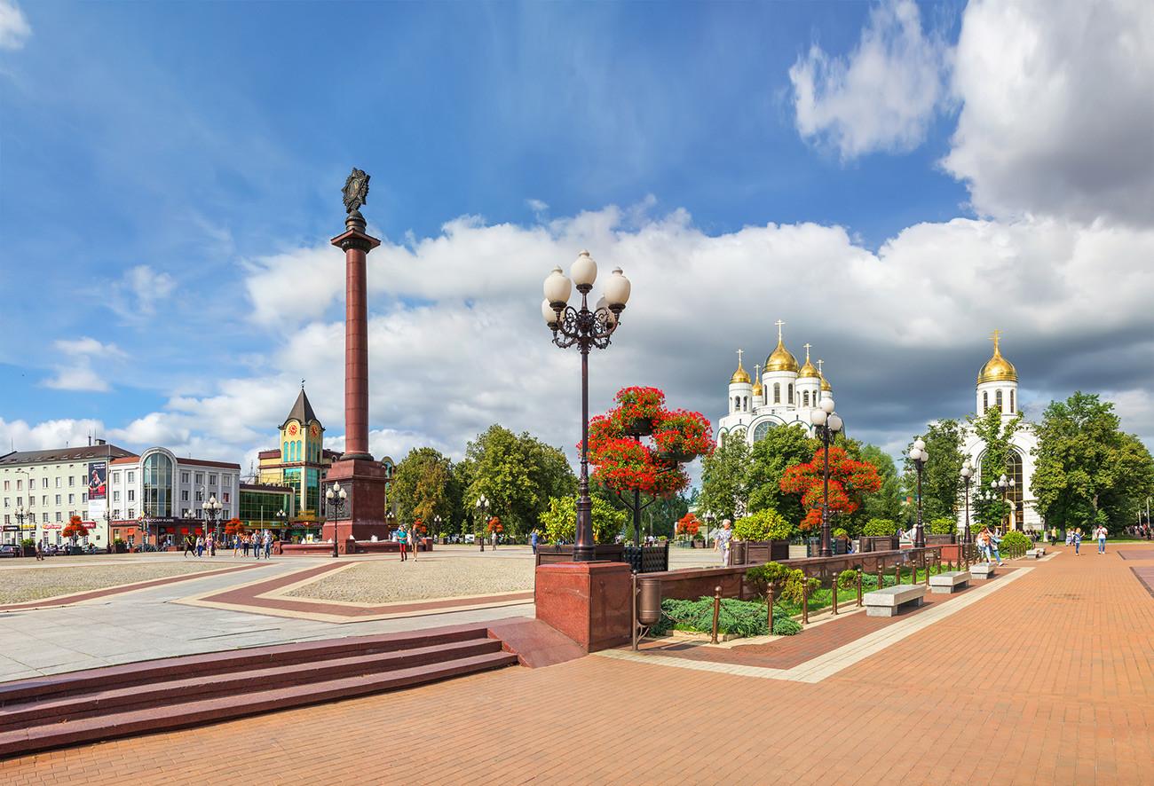 Trg zmage, Kaliningrad