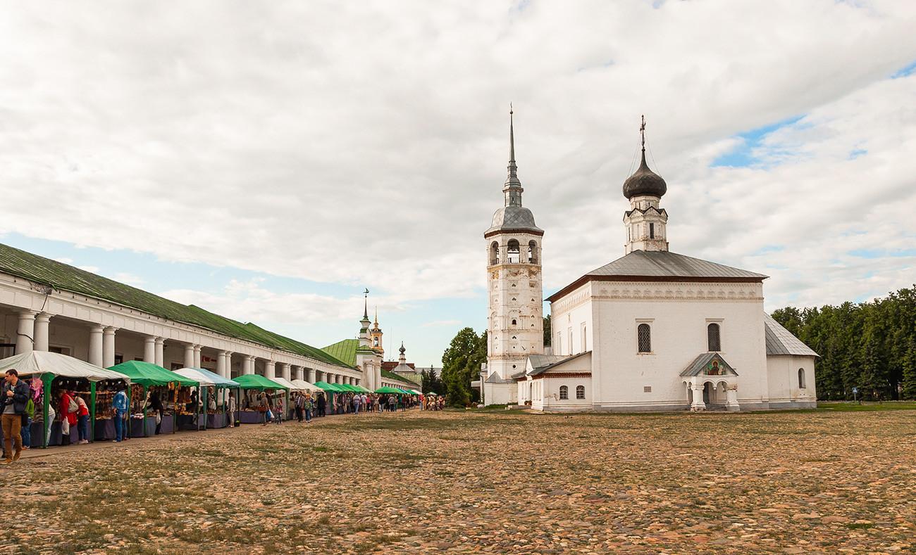 Trgovski trg, Suzdal