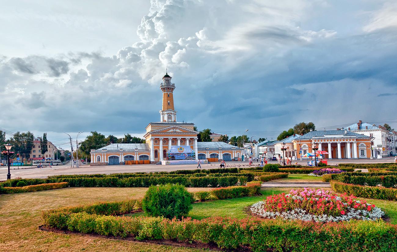 Susaninov trg, Kostroma