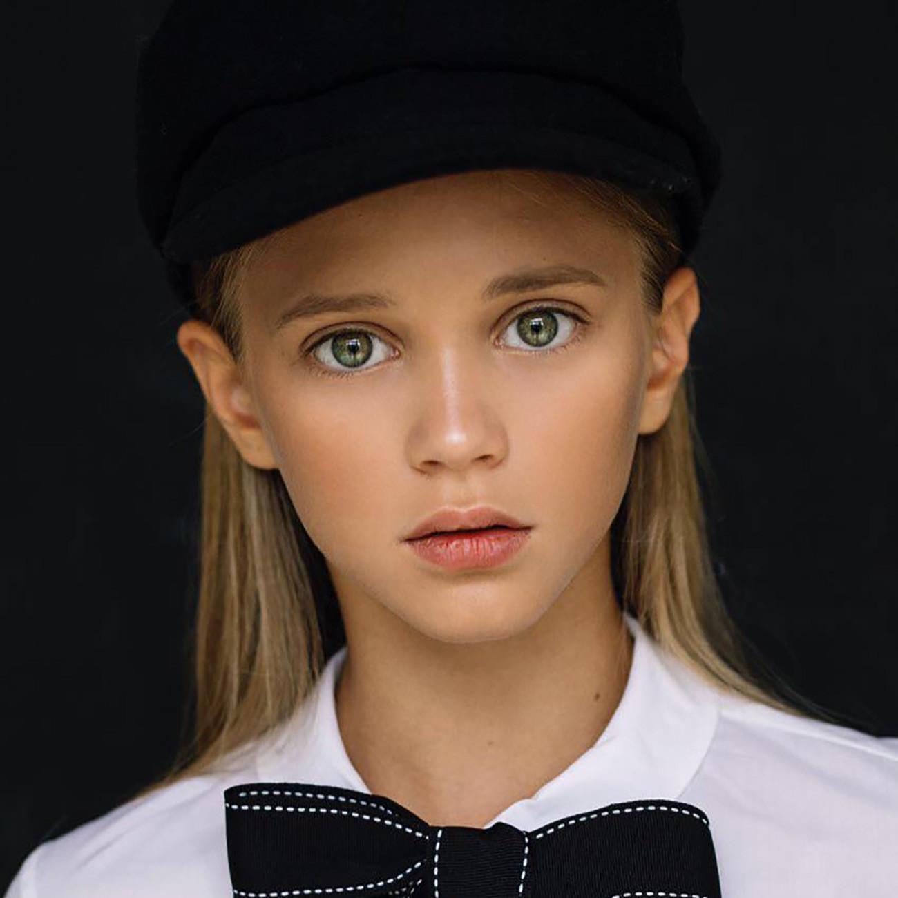 Russian Blonde Teen Webcam