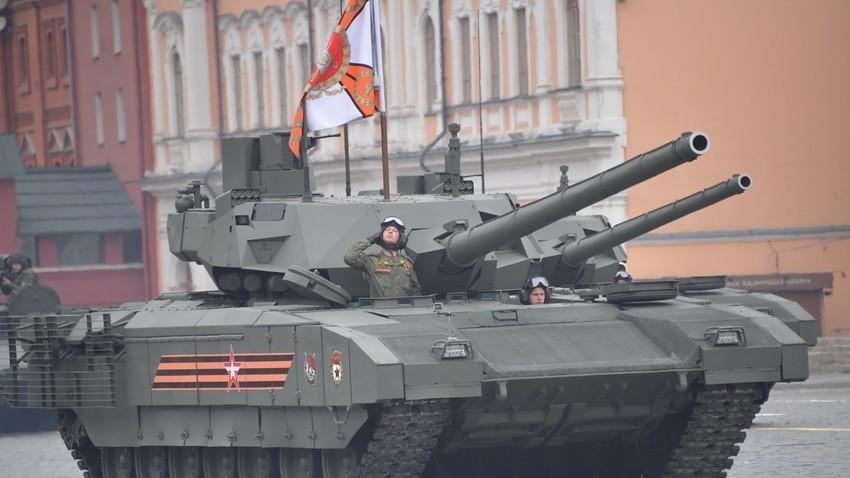 """T-14 """"Armata"""", Crveni trg, Moskva, 2019."""