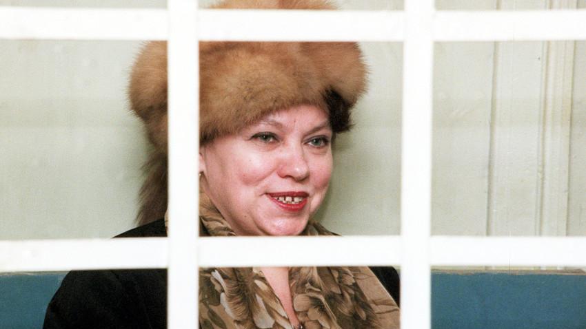 Валентина Соловјова