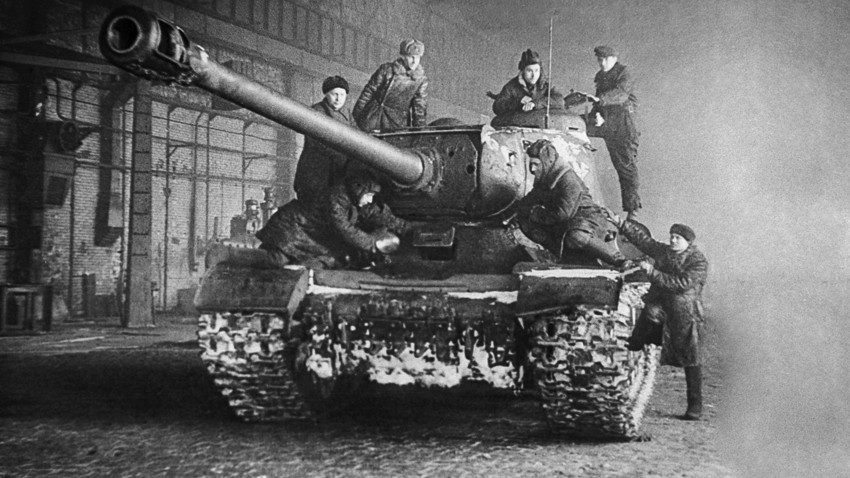 IS-2 Panzer