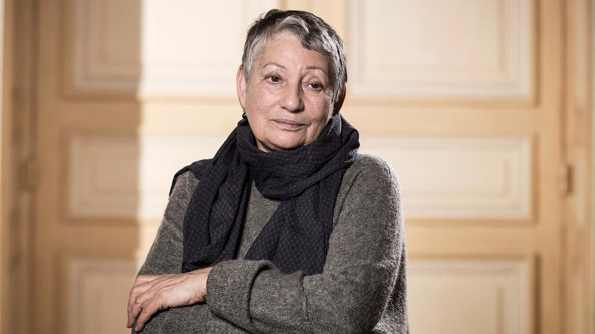 Russian writer Ludmila Ulitskaya