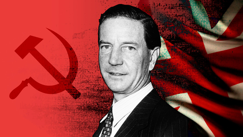 Kim Philby - a spy and a gentleman.