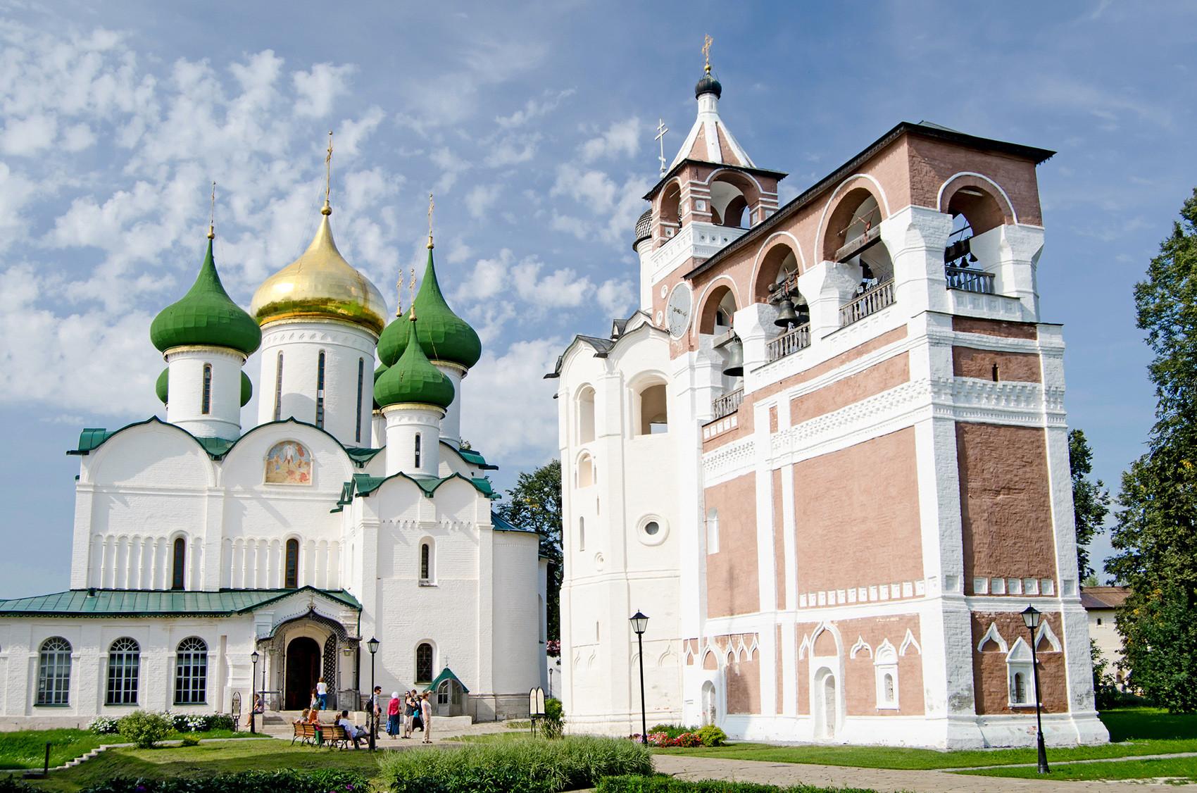 Biara Perempuan Pokrovsky.