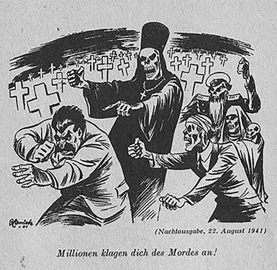 "11.""¡Millones te culpan de su muerte!""."