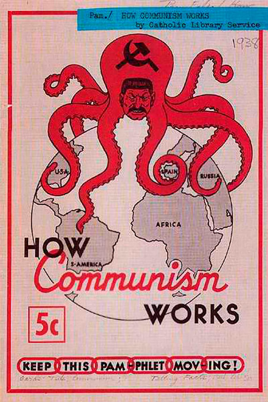 19. Cómo funciona el comunismo.