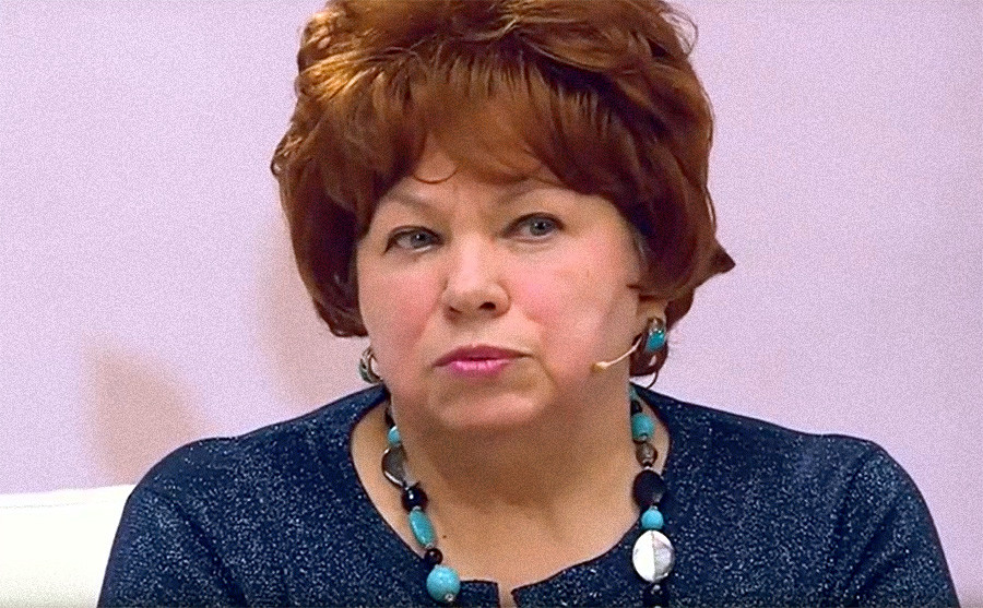 Валентина Соловјова гошћа ТВ емисије 2017.