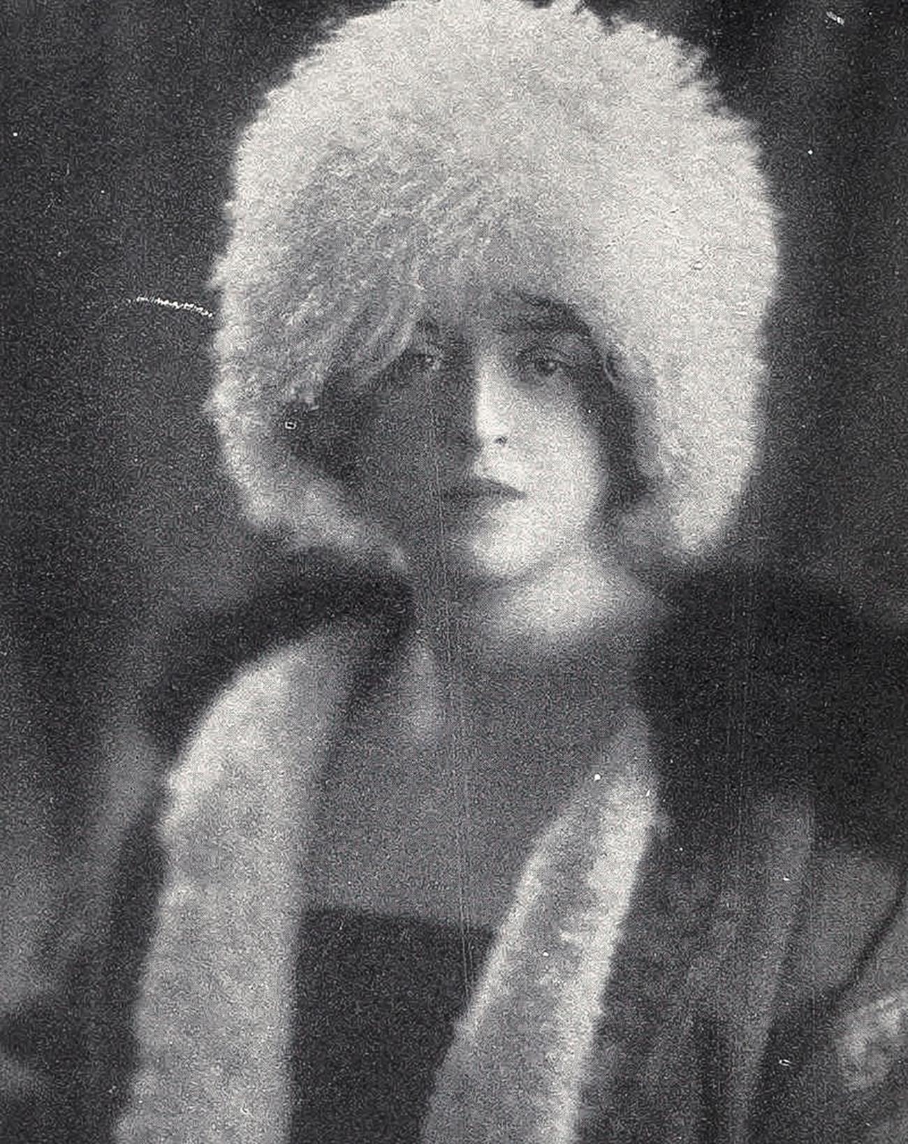 Clare Frewen Sheridan