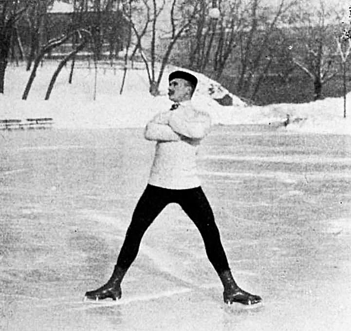 Panin-Kolomenkin. Boy, this man knew how to skate.