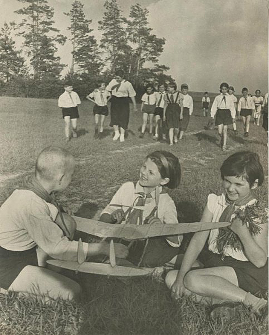 Авиамоделисты, 1937 - 1939