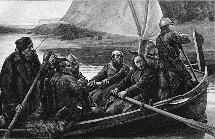 Uškujniki: Svobodnjaki iz Novgoroda