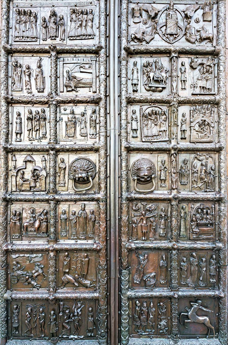 Vrata v Sigtuni