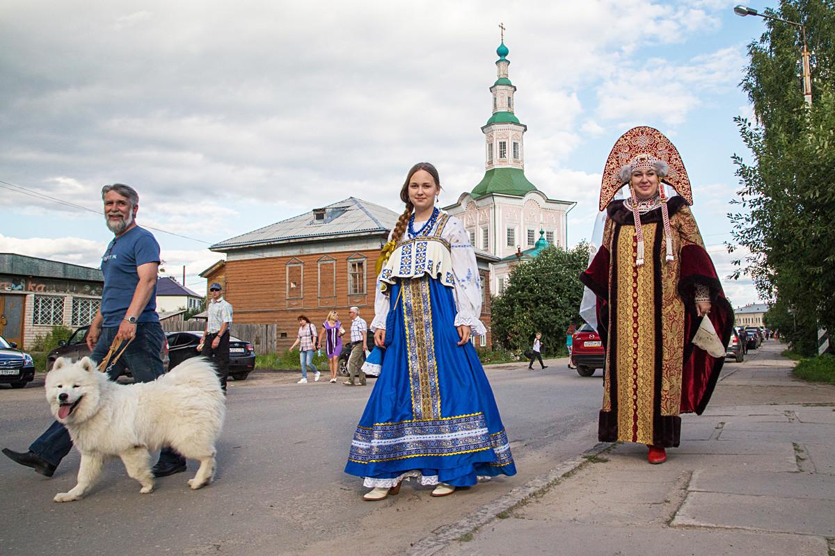 Totma, Rusija