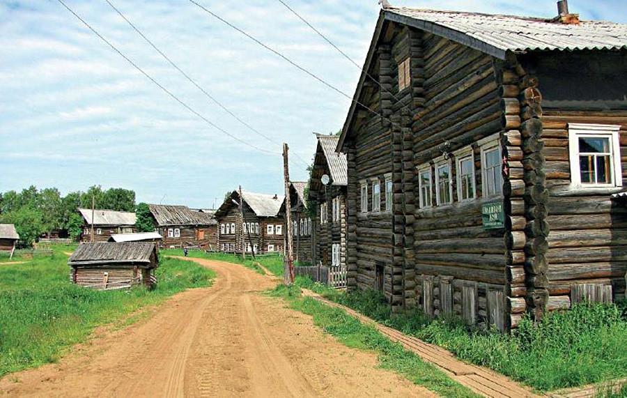 Kimža, Rusija