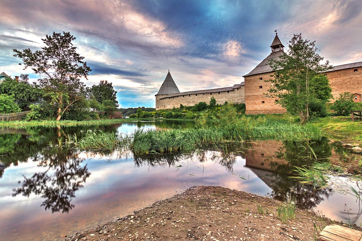 Trdnjava Stara Ladoga, Leningrajska regija, Rusija