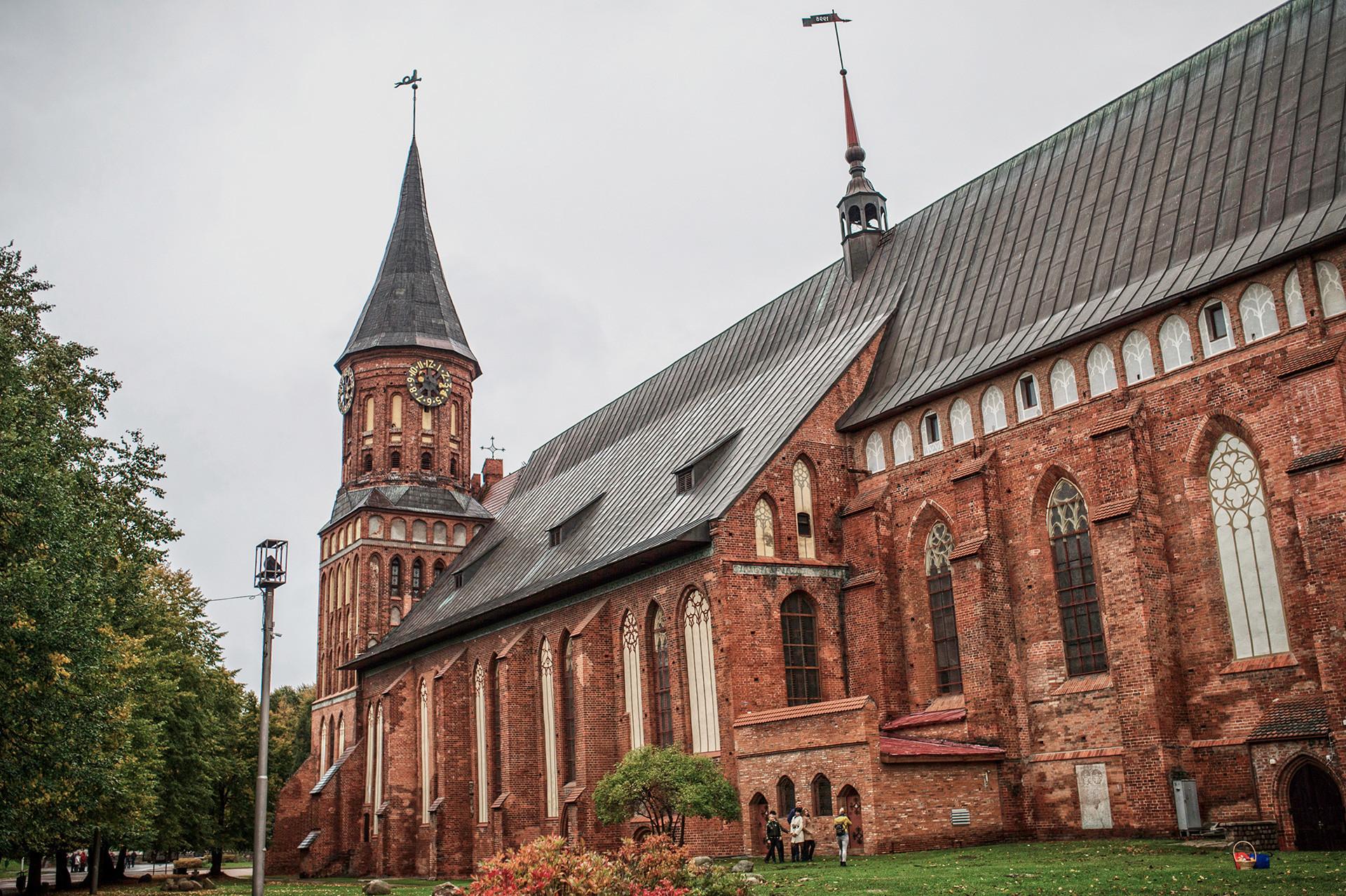 Катедралата во Калининград
