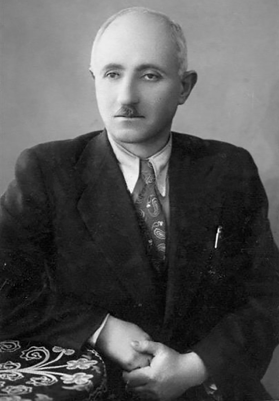 Sayyed Jafar Pishevari