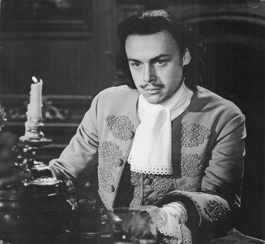 Dmitrij Zolotukhin interpreta Pietro il Grande