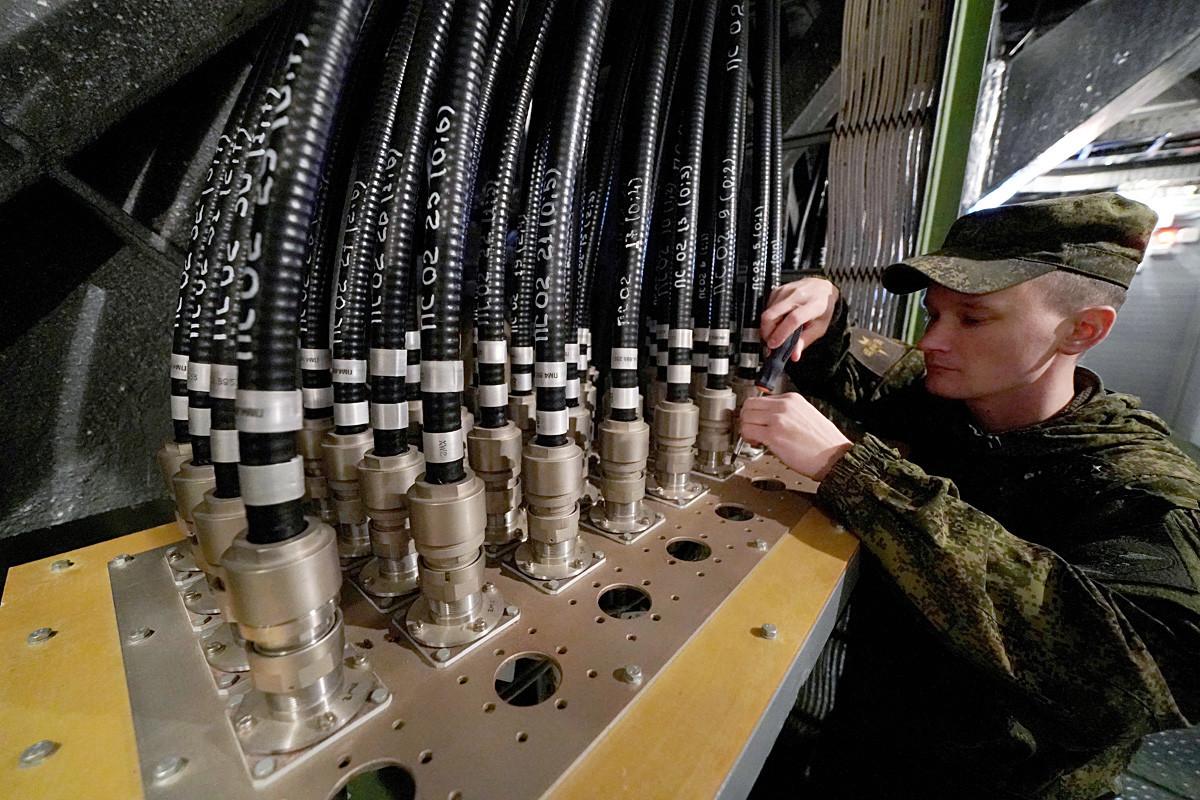 Tehničko opsluživanje radarske stanice