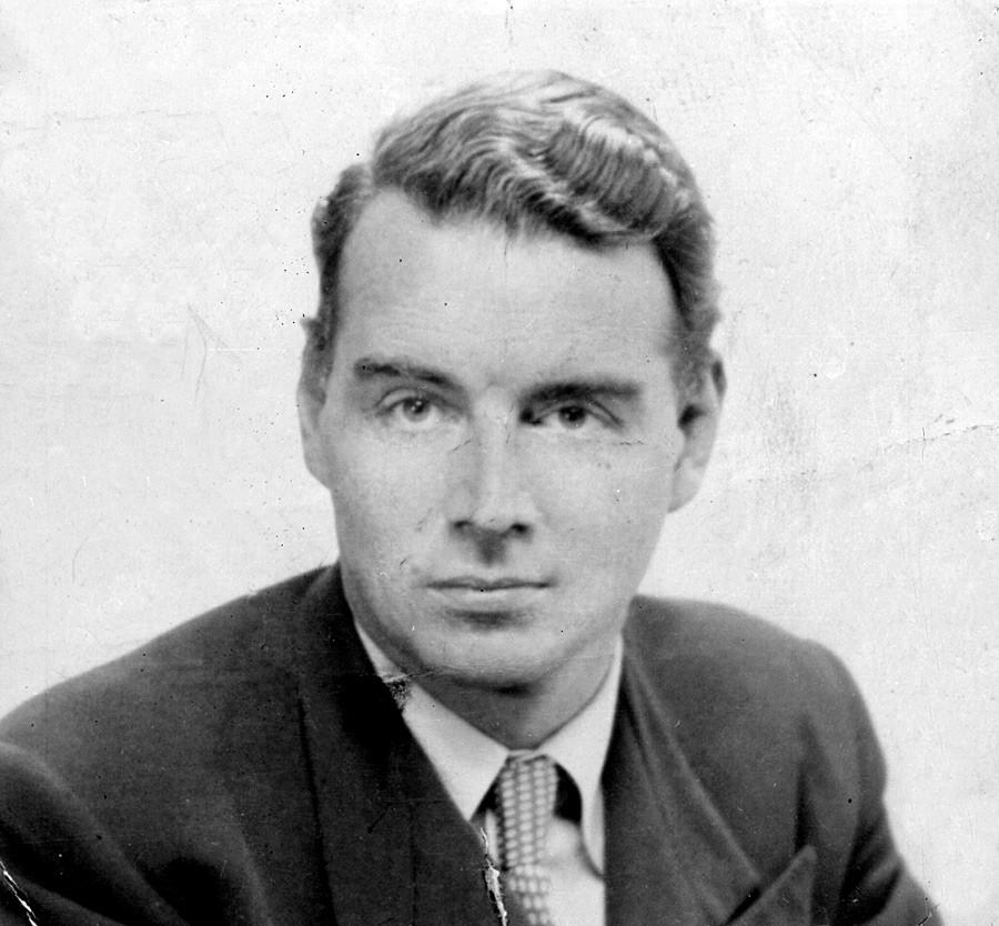 Гай Берджесс, еще один советский шпион в Великобритании. Его бегство серьезно подставило Филби под удар.