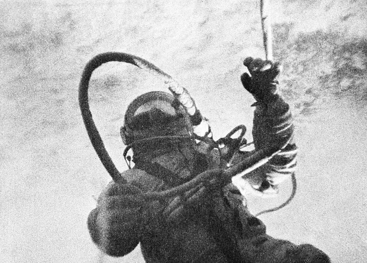 宇宙で米国を凌駕した1960年代のソ連を捉えた鮮烈な写真14枚