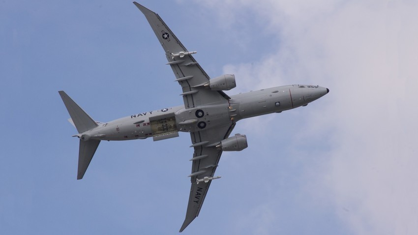 """Boeing P-8 """"Posejdon"""""""
