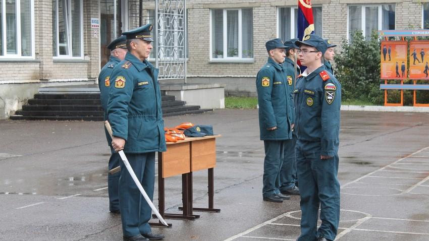 Железногорски кадетски корпус