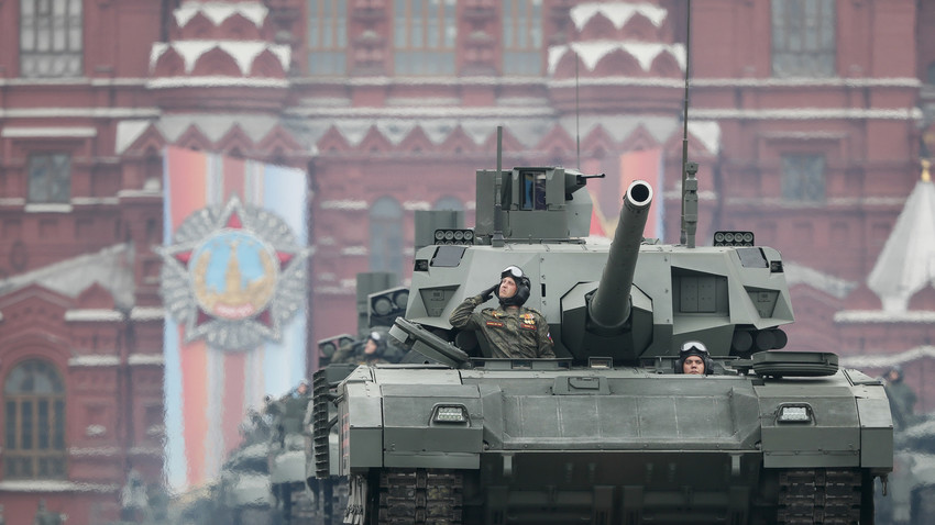 Парада Победе у Москви