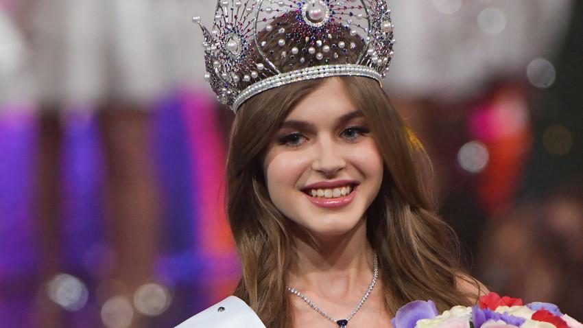 Alina Sanko, Miss Rusia 2019.