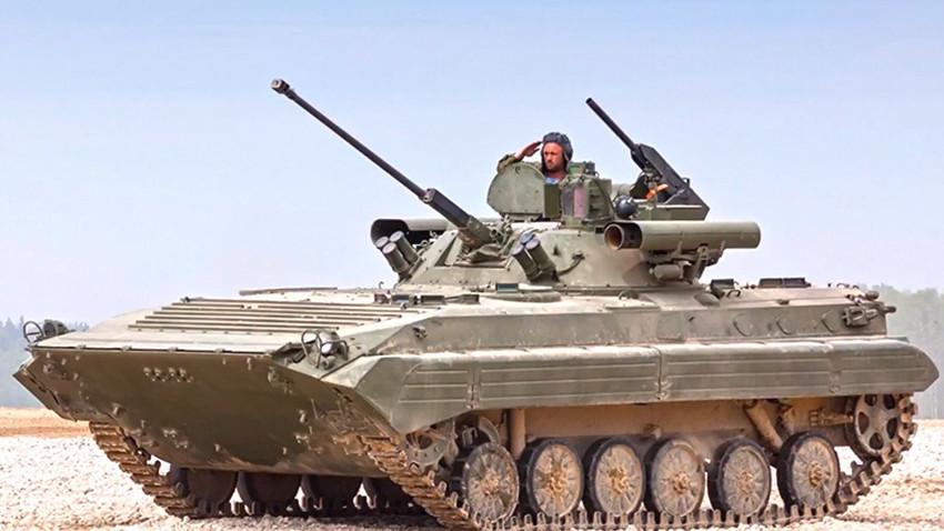 Модернизирана версия на БМП-2