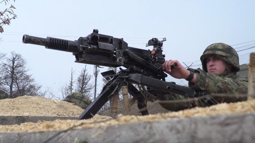 Аутоматски бацач граната М-93