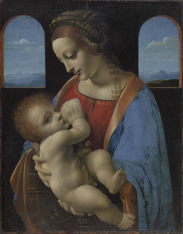 La Madonna Litta di Leonardo da Vinci arriva dall'Ermitage di San Pietroburgo per una mostra che vuole celebrare i 500 anni dalla morte del genio rinascimentale