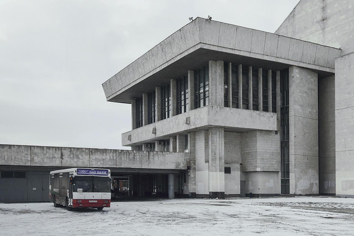 Palacio de la cultura, de las artes y de la creatividad en Togliatti, 2015.