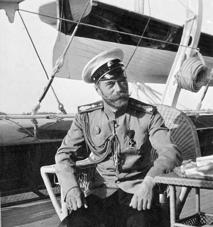 Tsar Nikolai 2º