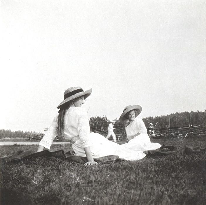 Princesas Tatiana e Olga