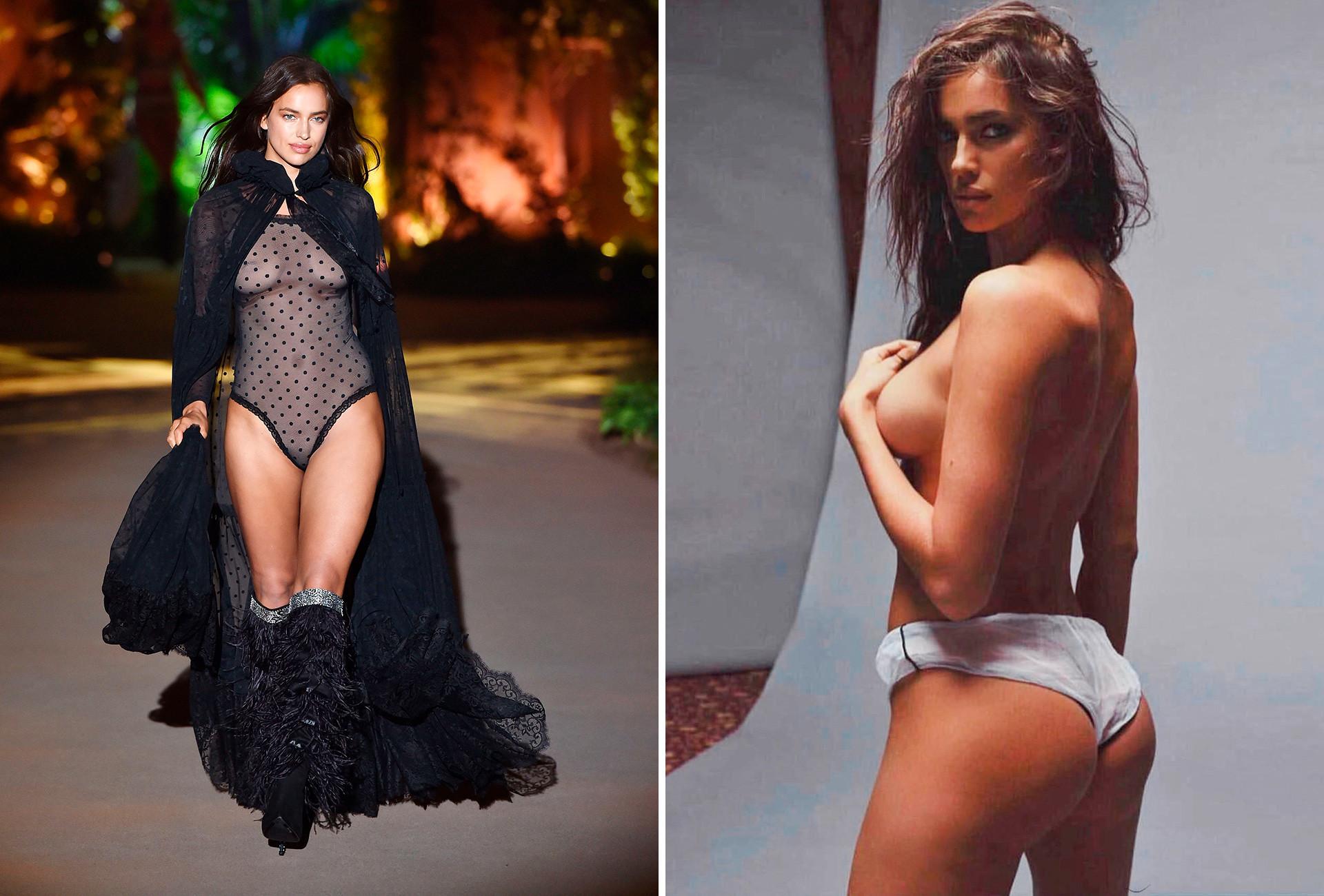 Models russische 25 Hottest