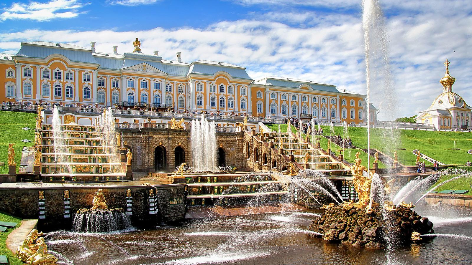 Istana Peterhof