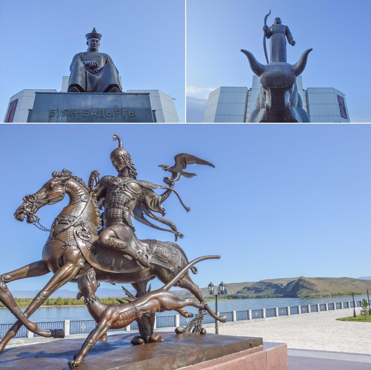 Cette singularité, le Touva la doit à son histoire. Anciennement dominé par les nomades mongols, placé sous égide impériale chinoise de 1758 à 1912, et intégré à l'Empire russe, il a également connu l'indépendance, sous le nom de Tannou-Touva (1921-1944), avant d'être finalement rattaché à l'URSS.