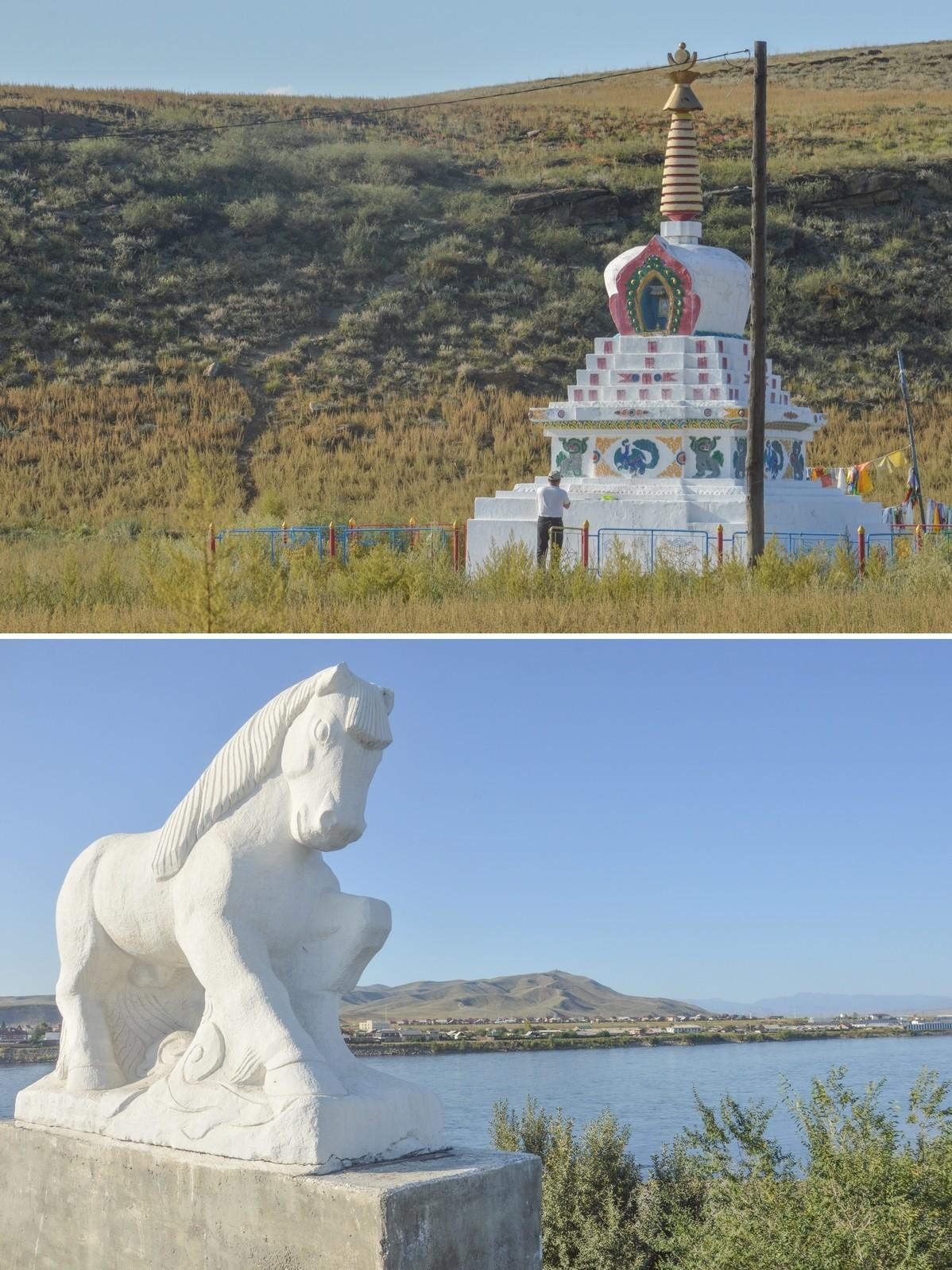 Cette république méconnue, aux portes de la Mongolie, constitue l'un des recoins les plus reculés de Russie. En plus de n'être pas reliée au réseau ferroviaire national, jusqu'à fin 2018, aucune liaison aérienne directe avec Moscou ne permettait de s'y rendre.