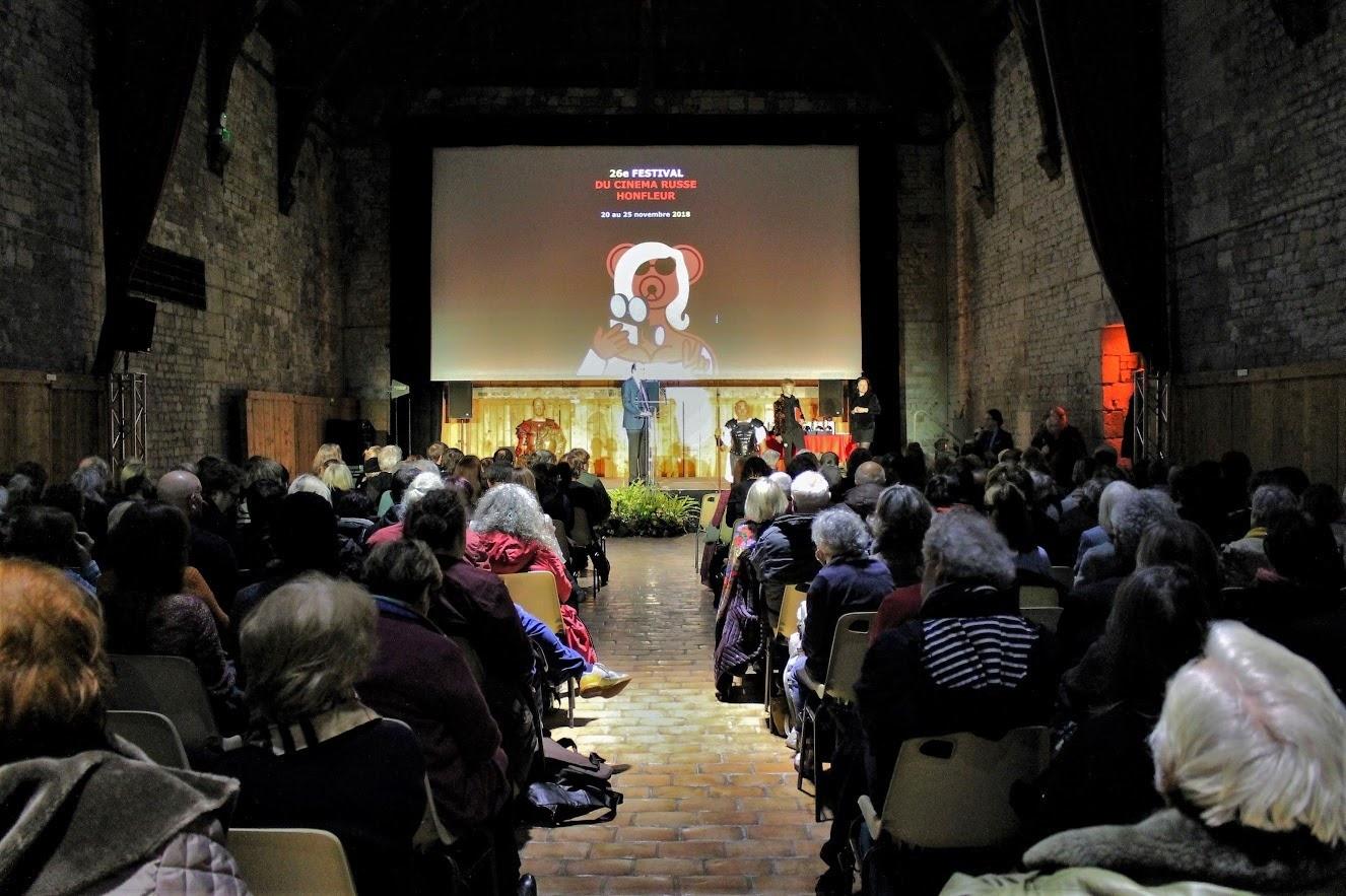 26e édition du Festival du cinéma russe à Honfleur